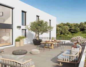 Achat / Vente appartement neuf Poissy proche Château de la Coudraie (78300) - Réf. 2879