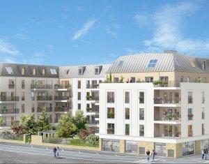 Investissement locatif : Appartement en loi Pinel  Poissy proche Place de la République (78300) - Réf. 1671
