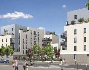 Achat / Vente appartement neuf Poissy quartier de la Coudraie (78300) - Réf. 1181
