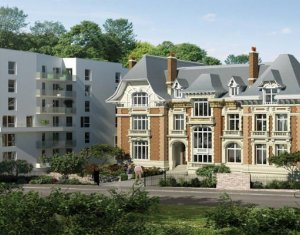Achat / Vente appartement neuf Poissy quartier Maladrerie (78300) - Réf. 3677