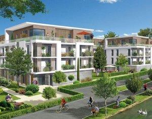 Achat / Vente appartement neuf Pomponne proche gare SNCF et RER (77400) - Réf. 238
