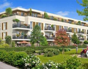 Achat / Vente appartement neuf Pontault-Combault élégance proche du centre-ville (77340) - Réf. 2052