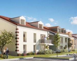 Achat / Vente appartement neuf Pontault-Combault proche centre commercial (77340) - Réf. 5771