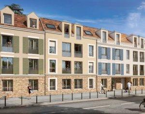 Investissement locatif : Appartement en loi Pinel  Pontault-Combault proche commerces (77340) - Réf. 5223