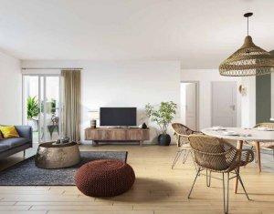 Investissement locatif : Appartement en loi Pinel  Pontault-Combault proche commodités (77340) - Réf. 4402