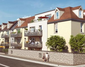 Achat / Vente appartement neuf Pontault-Combault quartier Vieux Pontault (77340) - Réf. 1822