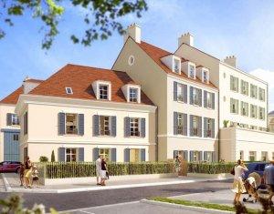 Investissement locatif : Appartement en loi Pinel  Pontoise nouveau secteur Impressions (95000) - Réf. 2443
