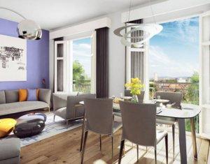 Achat / Vente appartement neuf Pontoise proche RER et de la place centrale (95000) - Réf. 5987