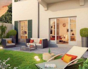 Achat / Vente appartement neuf Pontoise quartier Impressions (95000) - Réf. 3558