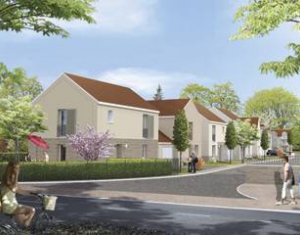 Investissement locatif : Appartement en loi Pinel  Porcheville proche gare (78440) - Réf. 3604
