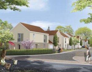 Achat / Vente appartement neuf Porcheville proche gare (78440) - Réf. 3604