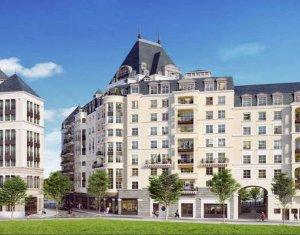 Achat / Vente appartement neuf Puteaux au cœur du quartier des Bergères (92800) - Réf. 3846