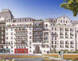 Achat / Vente appartement neuf Puteaux l'écoquartier des Bergères (92800) - Réf. 3249