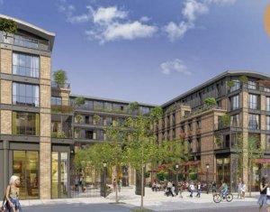 Achat / Vente appartement neuf Puteaux nouveau quartier en bord de Seine (92800) - Réf. 2015