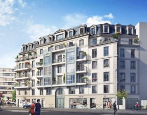 Investissement locatif : Appartement en loi Pinel  Puteaux proche métro et tramway (92800) - Réf. 6183