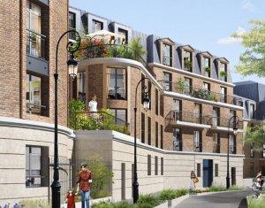 Achat / Vente appartement neuf Puteaux proche Paris (92800) - Réf. 1851