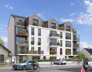 Achat / Vente appartement neuf Quincy-sous-Sénart proche du centre (91480) - Réf. 2032