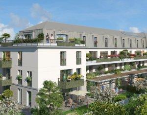 Achat / Vente appartement neuf Raincy proche avenue Thiers (93340) - Réf. 979