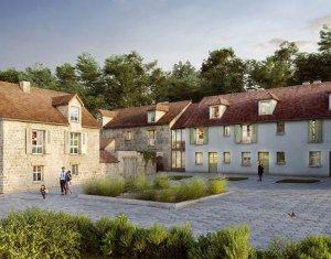 Investissement locatif : Appartement en loi Pinel  Rennemoulin proche Mairie (78590) - Réf. 2549