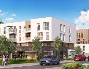 Achat / Vente appartement neuf Roissy en Brie proche gare (77680) - Réf. 2145