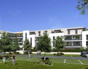 Investissement locatif : Appartement en loi Pinel  Roissy-en-Brie proche gare RER E (77680) - Réf. 6330
