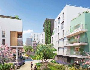 Achat / Vente appartement neuf Romainville à 3km de Paris (93230) - Réf. 2196