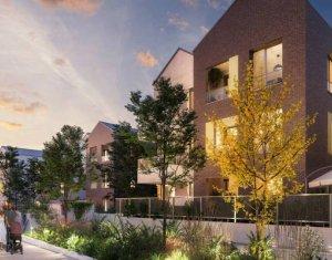 Investissement locatif : Appartement en loi Pinel  Romainville à deux pas des transports (93230) - Réf. 4746