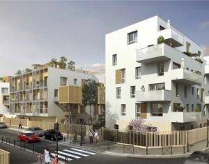 Achat / Vente appartement neuf Romainville proche du métro (93230) - Réf. 1610