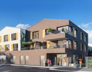 Investissement locatif : Appartement en loi Pinel  Romainville proche future station de tramway T1 (93230) - Réf. 5045