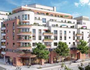 Achat / Vente appartement neuf Romainville proche Mairie (93230) - Réf. 2099
