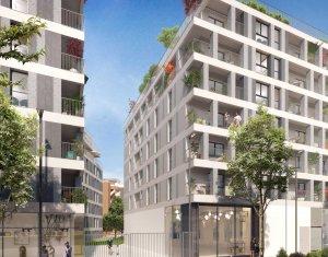Achat / Vente appartement neuf Romainville quartier de l'Horloge (93230) - Réf. 2683