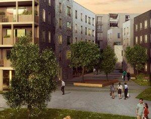 Achat / Vente appartement neuf Romainville ZAC Jean Le Moine proche métro 11 Hôpital (93230) - Réf. 1832