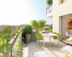 Achat / Vente appartement neuf Rosny-sous-Bois éco-quartier Mare Huguet (93110) - Réf. 2090