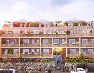 Achat / Vente appartement neuf Rosny-sous-Bois proche centre-ville (93110) - Réf. 1218