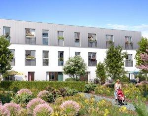 Achat / Vente appartement neuf Rosny-sous-Bois proche du RER E (93110) - Réf. 3453