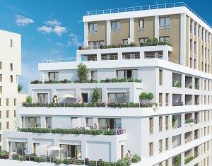 Achat / Vente appartement neuf Rosny-sous-Bois proche métro (93110) - Réf. 2724
