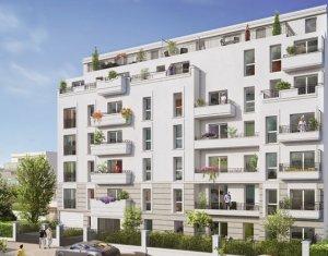 Achat / Vente appartement neuf Rosny-sous-Bois quartier résidentiel sud (93110) - Réf. 2645