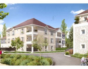 Investissement locatif : Appartement en loi Pinel  Rubelle quartier Les Trois Noyers (77950) - Réf. 1842