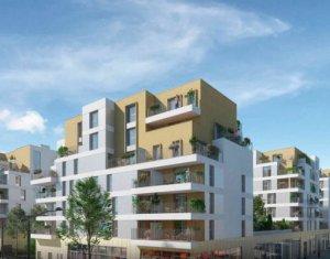Achat / Vente appartement neuf Rueil-Malmaison à 350 mètres de la future ligne 15 (92500) - Réf. 3391