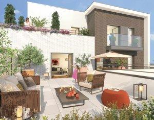 Achat / Vente appartement neuf Rueil-Malmaison à 600 mètres du Golf (92500) - Réf. 1939