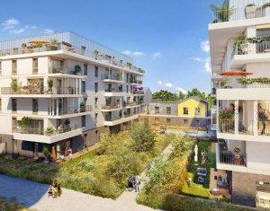 Achat / Vente appartement neuf Rueil-Malmaison au cœur du quartier Buzenval (92500) - Réf. 3847