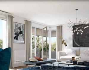 Investissement locatif : Appartement en loi Pinel  Rueil-Malmaison cœur éco quartier Arsenal (92500) - Réf. 4953