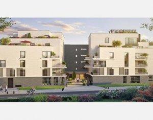 Achat / Vente appartement neuf Rueil-Malmaison cœur quartier Richelieu-Chataigneraie (92500) - Réf. 3557