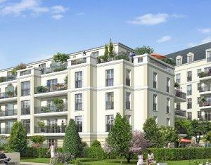 Investissement locatif : Appartement en loi Pinel  Rueil-Malmaison proche cœur de ville (92500) - Réf. 6036