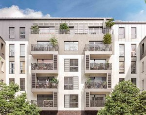 Achat / Vente appartement neuf Rueil-Malmaison proche du centre-ville (92500) - Réf. 2606