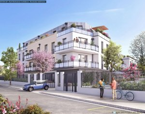 Achat / Vente appartement neuf Rueil-Malmaison proche forêt domaniale (92500) - Réf. 288