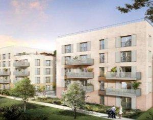 Achat / Vente appartement neuf Rungis cœur agro-quartier de Montjean (94150) - Réf. 4817