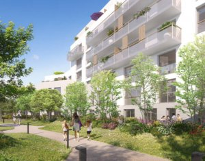 Achat / Vente appartement neuf Rungis proche tramway T7 (94150) - Réf. 5097