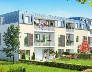 Achat / Vente appartement neuf Saint-Brice-sous-Forêt quartier du Vieux Saint-Brice (95350) - Réf. 1275