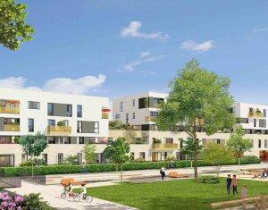 Achat / Vente appartement neuf Saint-Cyr-l'École Plaine de Vie proche Château de Versailles (78210) - Réf. 1959